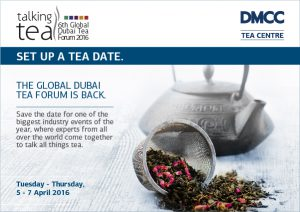 Global Dubai Tea Forumの画像