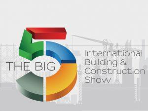 建築系で中東最大の展示会<br>The BIG5の画像