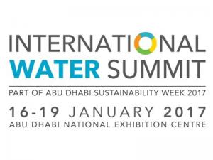 水に関する国際サミット「International Water Summit(IWS)」 出展社募集の画像