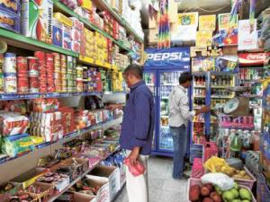 UAEではコンビニよりグロッサリーショップが多い?<br>UAEの小売り店舗の形態の画像