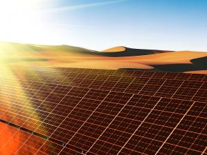 ドバイ政府機関DEWAが主導する<br>中東の大規模な太陽光ビジネスプランの画像