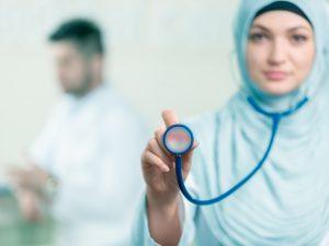 ドバイの病院で健康診断<br>日本との違いは?の画像