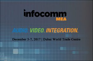 InfoComm MEA – Audio. Video. Integrationの画像