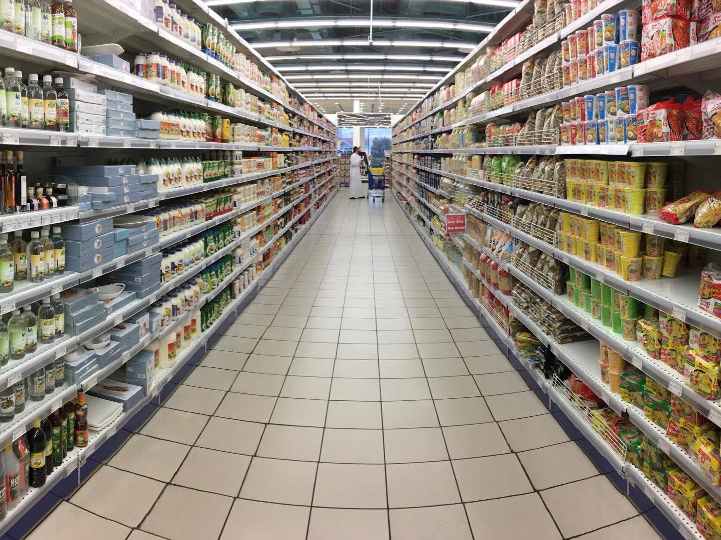 ドバイで現地人に自社製品を販売しよう!! <br>※食品限定