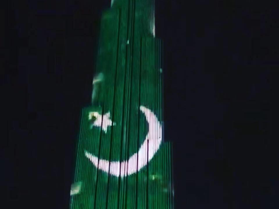 ドバイでパキスタン独立記念祭!?