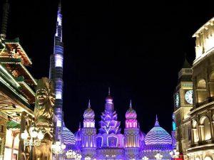 いよいよこの季節がやってきた!ドバイで世界の文化を横断!!の画像