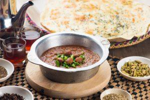 ドバイでイエメン料理に挑戦!の画像
