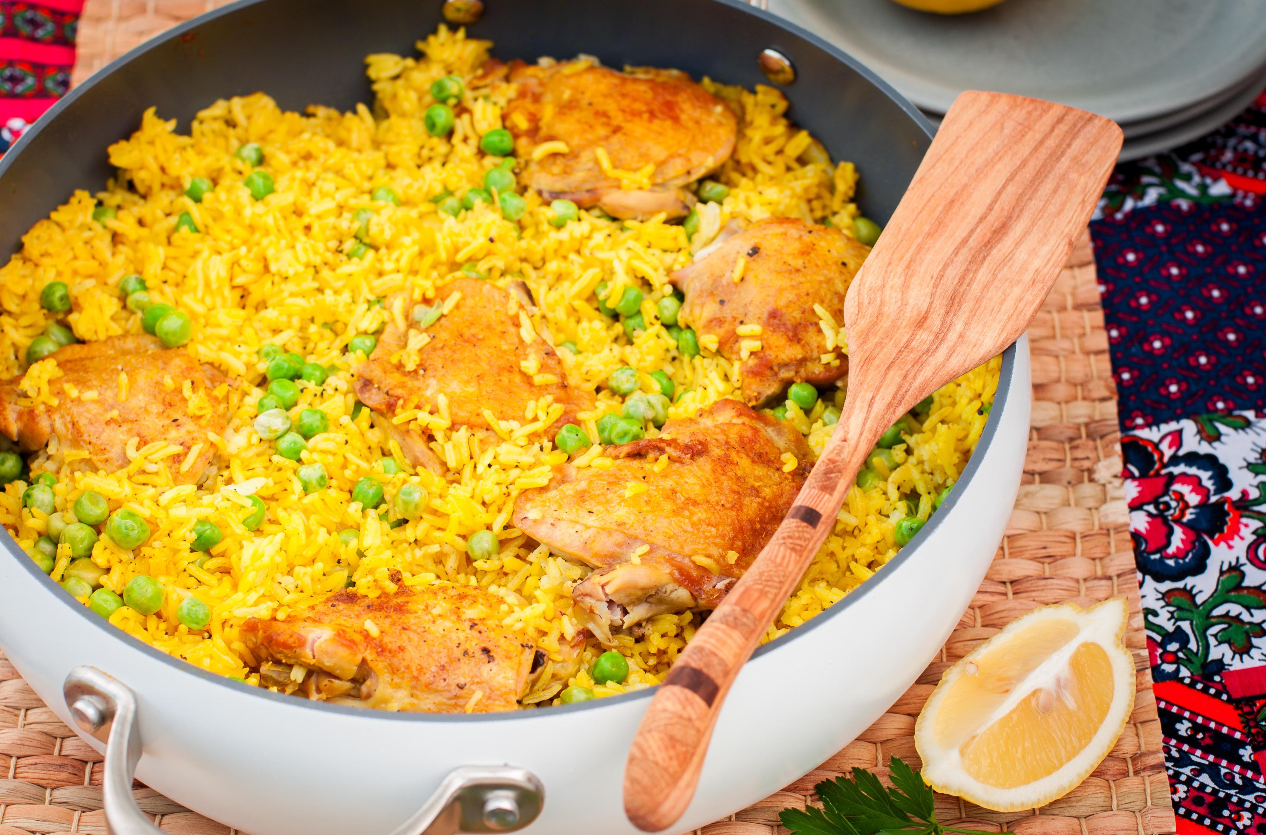 ドバイでパキスタン料理に挑戦!