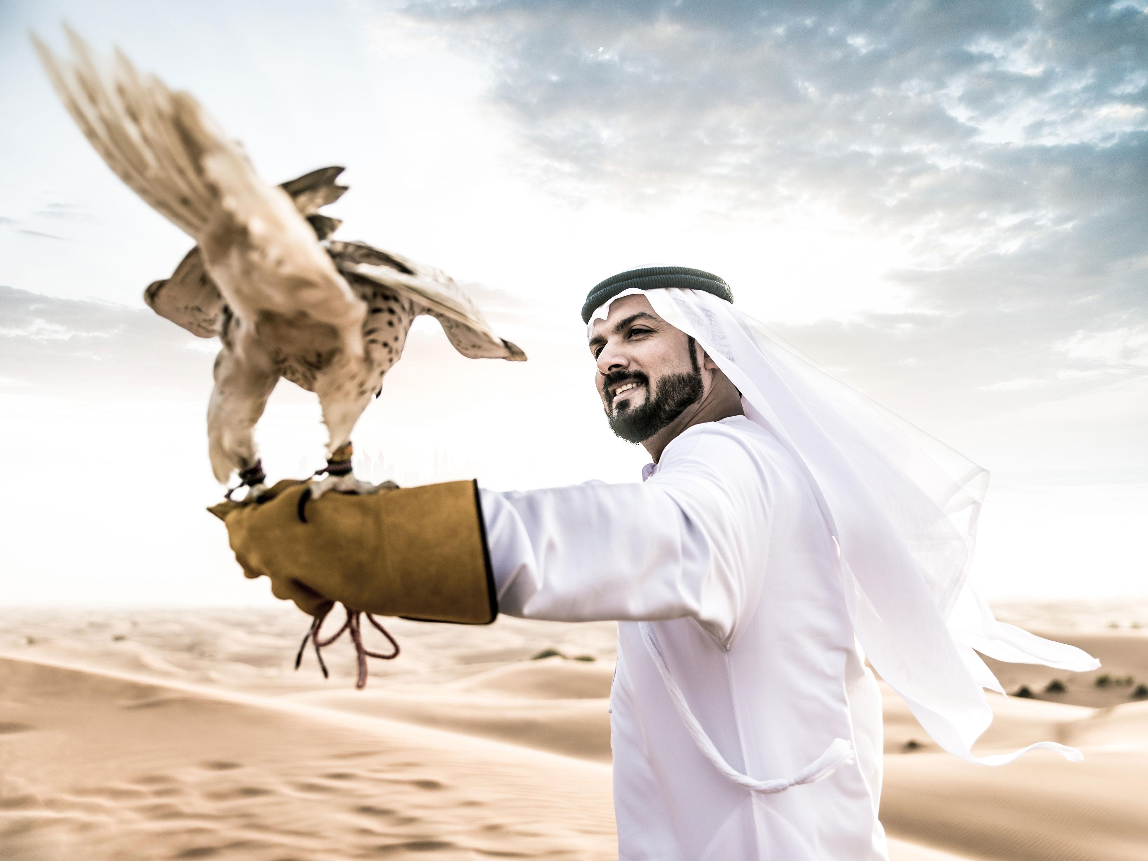 ドバイ富裕層の定番ペットは意外とかわいい〇〇!?アラブ文化を紹介!
