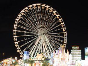 観光大国UAEのテーマパークがアツい!の画像