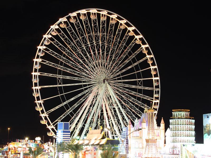 観光大国UAEのテーマパークがアツい!