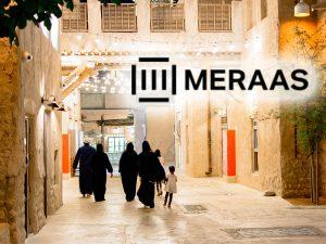 ドバイの企業を紹介 Meraasの画像