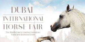 Dubai International Horse Fairの画像