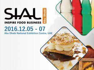 アブダビにて開催(2016.12.05-07)<br>食の展示会SIAL ME出展のご案内の画像