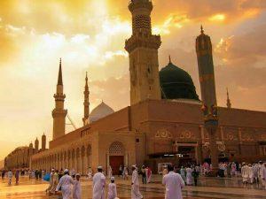 イスラム教を知ろう! <br>『アザーン』 ~お祈りが始まる合図~の画像