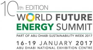 World Future Energy Summit 2017の画像
