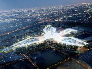 東京オリンピック開催の2020年<br>ドバイでは何が?の画像