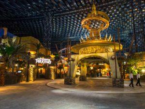 ドバイ駐在員が行く!世界最大室内テーマパーク「IMG World」の画像