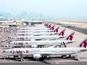 カタール航空を利用しての一時帰国。(前編)の画像