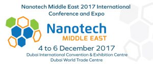 Nanotech Middle East 2017 Conference and Exhibitionの画像