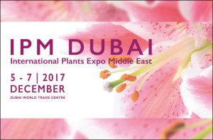 IPM Dubai 2017 – International Trade Fair for Plants & WOP 2017 – World of Perishables Dubaiの画像