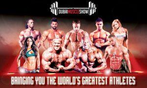 Dubai Muscle Showの画像
