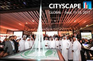 Cityscape Exhibition and Conferenceの画像