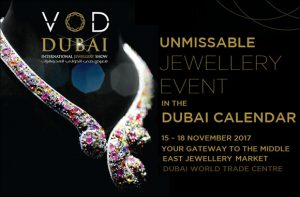 VOD Dubai International Jewellery Weekの画像