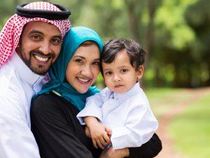 アラブの社会における大家族の強い関係!の画像