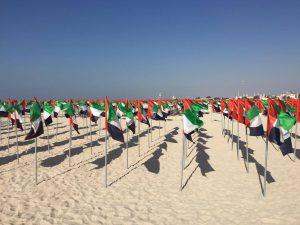UAEの連邦結成記念日が凄い!の画像