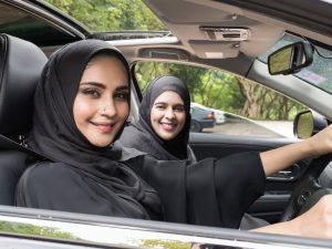 サウジアラビアが「女性の運転解禁」に踏み切りました!!の画像