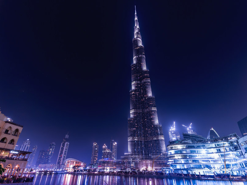 ドバイの企業を紹介 Emaar Properties