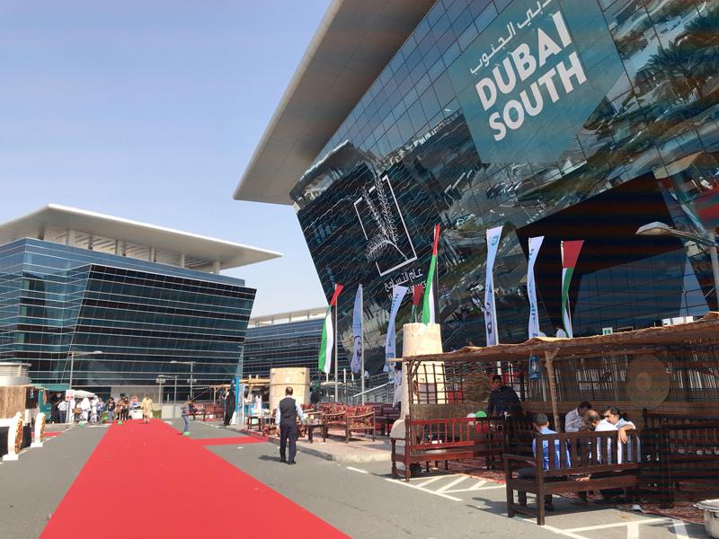 UAEの民の思い!国旗で溢れる建国記念日!