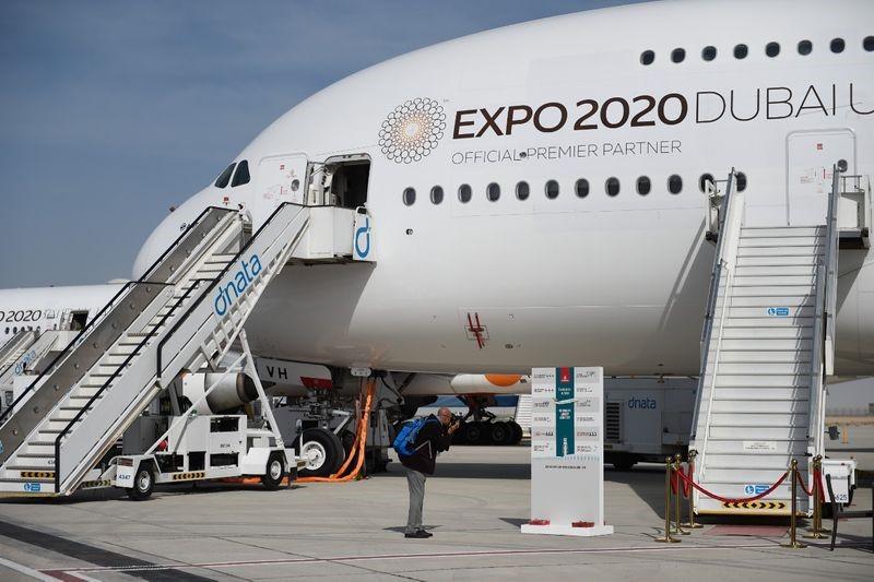 ドバイで航空機の国際貿易!?ドバイ航空ショー2019