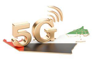 ドバイの5G通信やインターネットの話の画像