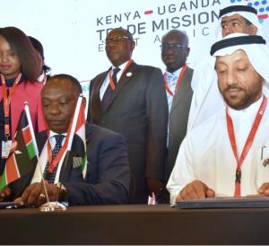 UAEから拡がるアフリカ市場へのビジネス展開!!の画像