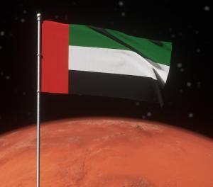 UAE火星探査機、日本の種子島から打ち上げの画像